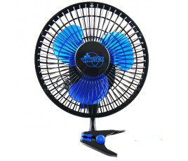 Winflex clip fan oscillating 23W, 23cm