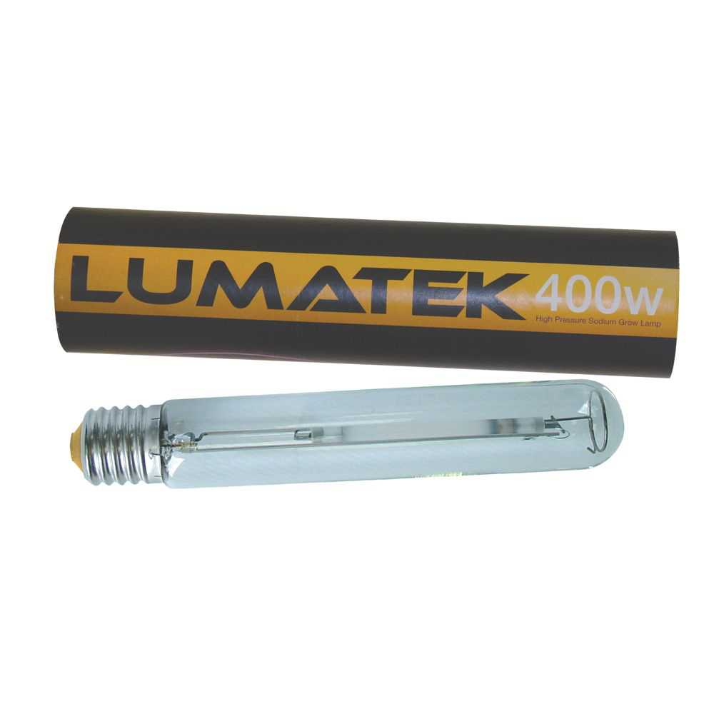 Professional Grow 400w Lumatek Dual Spectrum Hps Lamp