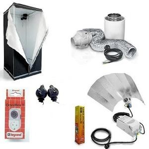 HomeBox Evolution Q80. pakke, HPS 250w
