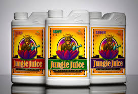 3-pack Advanced Nutrients Jungle Juice, Micro,Grow & Blom 1L