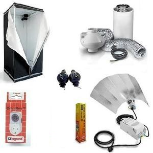 HomeBox Evolution Q120. package, HPS 600w
