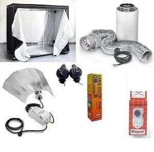 HomeBox Evolution R240 package, HPS 1200w