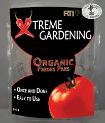 "Xtreme Gardening ""Once & Done"" 3pack"