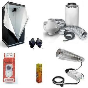 HomeBox Evolution Q100. paket, HPS 600w Cooltube