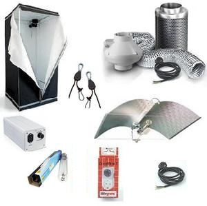HomeBox Evolution Q100. paket, HPS 400w Professional