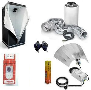 HomeBox Evolution Q100. package, HPS 400w