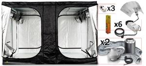 Tent Package 240x120-300x300cm