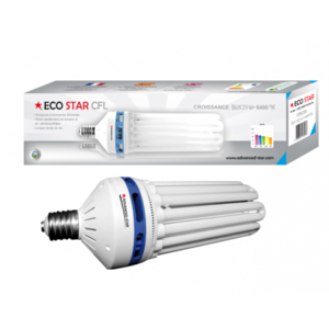 ECO STAR 125W - 5U - 6400°K GROW