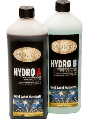 Gold Label Hydro A&B 2 x 1litra