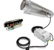 Cooltube Kit 150W inc. ballast, lamp and cables