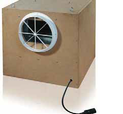 KSDD Fan in sound isolated box 1500m3/h
