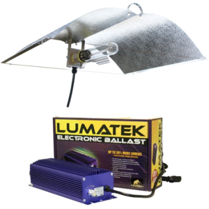 Adjust a Wing, Lumate 400W Kit