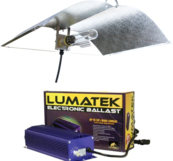 Adjust a Wing, Lumate 600W Kit