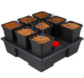 Wilma system large 8 x 6L potter