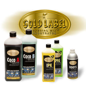 Gold Label gødningpakke, Coco.