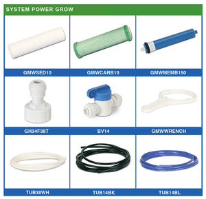 power Grow System Omvendt Osmose