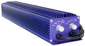 Lumatek TWIN 2x600W Dimmable Electronic Ballast