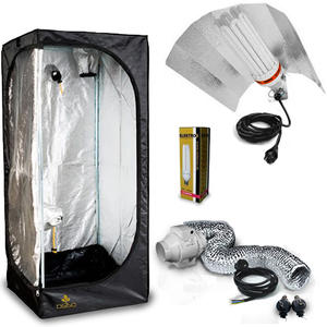 Mammoth Lite 60 Economy package 200W CFL