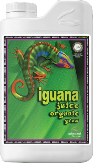 Advanced Nutrients Organic Iguana Juice Grow 1L.
