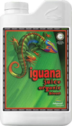 Advanced Nutrients Organic Iguana Juice Bloom 1L.