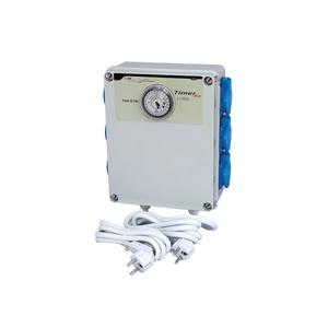 GSE - Timer Box II 6x600W + Heating