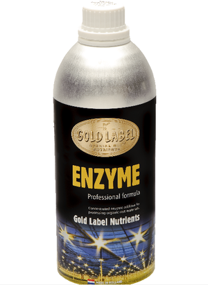 Gold Label Enzyme 0,25 litraa