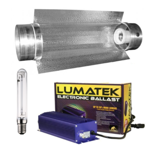 Cooltube, Lumatek 400W Kit.