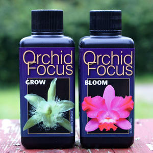 Special Orchid Focus Bloom+Orchid Focus Grow, 1L