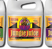 3-pack Advanced Nutrients Jungle Juice, Micro,Grow & Blom 5L