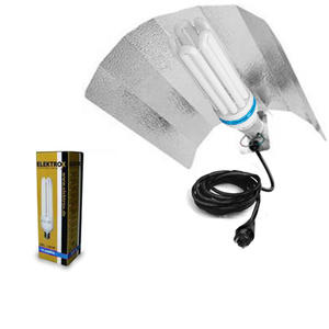 Low-power Lamp Kit 125W Blue inc. reflector and plug