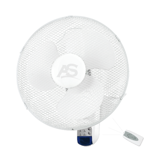 "Wall fan 16 ""(40cm) Fan for wall mounting with remote control"