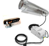 Cooltube Kit 250W inc. ballast, lamp and cables