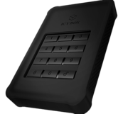 ICY BOX Hard disk enclosures with keypad