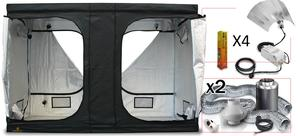 Mammoth Pro 300L  package. (150x300cm)