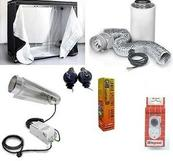 HomeBox 300x150x200cm. paket, HPS 2000w Cooltube