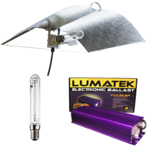 Lumatek 1000W Electronic Adjust A Wing kit