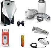 HomeBox Evolution Q120. package, HPS 600w Cooltube