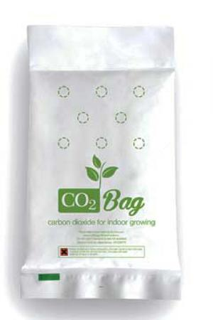 CO2 Bag, koldioxid påse