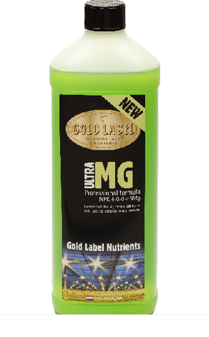 Gold Label Ultra MG 0.5ltr