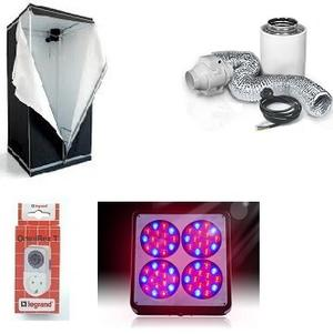 HomeBox Evolution Q80. package, Apollo 4 LED 140w